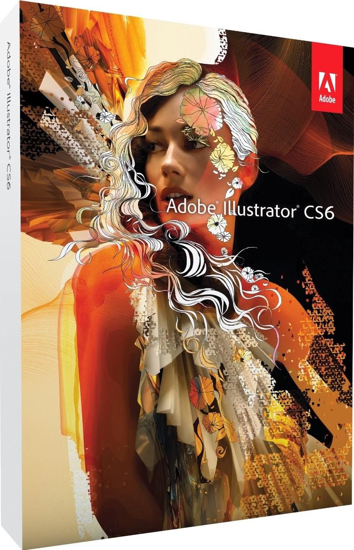 ADOBE ILLUSTRATOR CS6 PORTABLE | FVCS IN